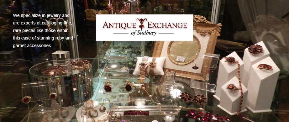 www.antiqueexchangesudbury.com
